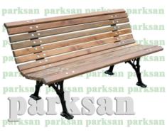 Oturma Bankı  (Döküm Ayak) PA - B83